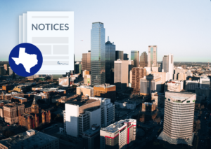 How To Prepare & Send Texas Monthly Notices – Texas Notices Explained