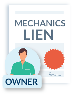 Mechanics Lien Notify Owner