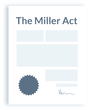 Miller Act Document