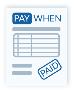 Pay when paid is valid in construction