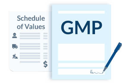 Guaranteed Maximum Price and Schedule of Values