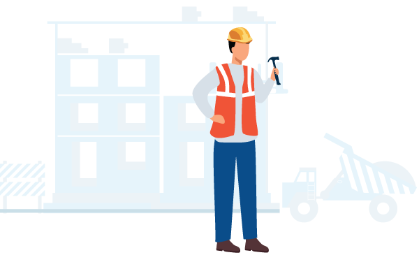 subcontractor illustration