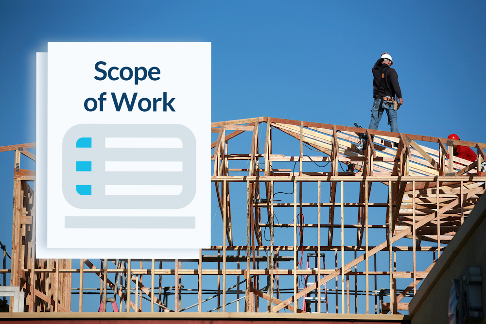 Scope of Work in Construction