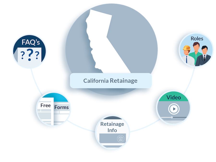 California Retainage FAQs