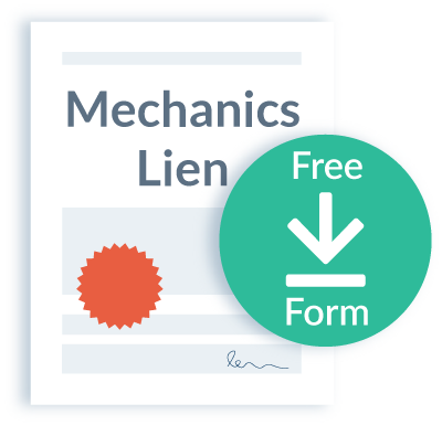 Mechanics Lien Form Download
