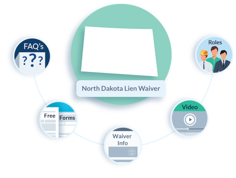 North Dakota Lien Waiver FAQs