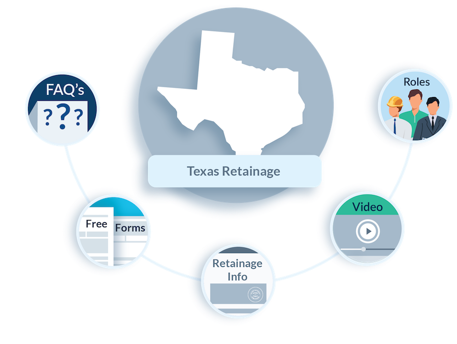 Texas Retainage FAQs