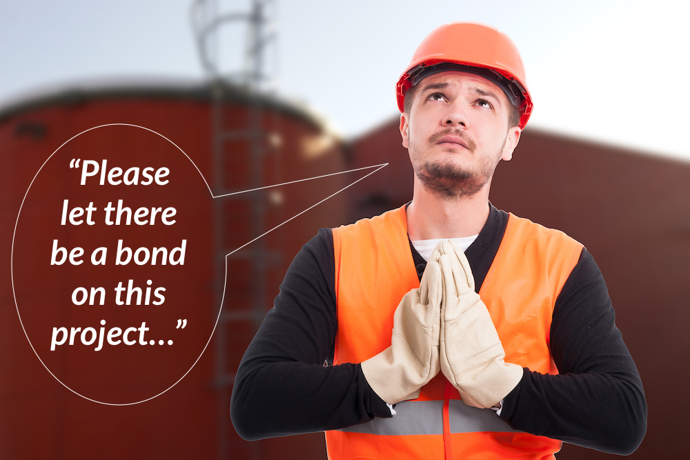 Can You File a Bond Claim on a Commercial Project?
