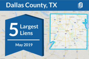 largest-liens-in-Dallas-County, TX-County May 2019