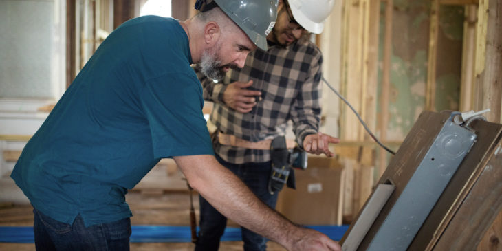 Working on a Washington Prevailing Wage Project