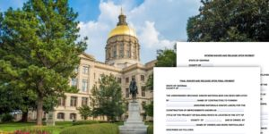 Georgia Governor signs new lien waiver rules