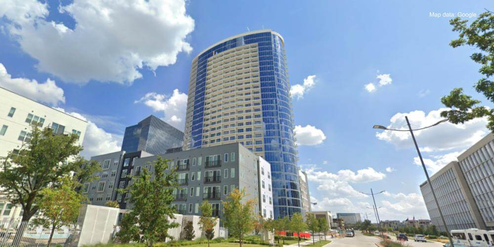 LVL29 tallest building in Plano Texas - Google Maps