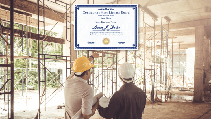 Contractors with license